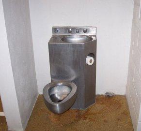 Prison Toiler