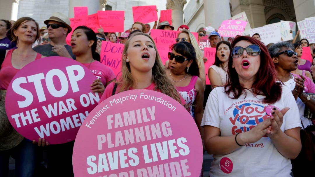 Trump Planned Parenthood